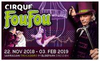 Bild zu CIRQUE FouFou - absolut verrückt im Quadrat