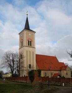 Kirche Naustadt